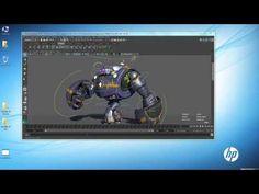 Maya Mondays - Managing Application Windows - YouTube
