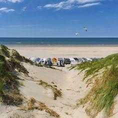 Wonderful Dutch beach life | Wijk aan Zee | The Netherlands