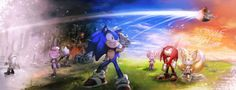 Gotta Go Fast! The Sonic Art Collection | Triggerplug