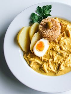 My favourite dish is a Peruvian classic, Aji de Gallina. A dish with roots on the French revolution, this is a classic example of a fusion of cooking techniques, available ingredients and local produce.