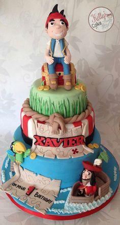Jake cake :)