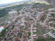 Alagoa Nova, vista aerea