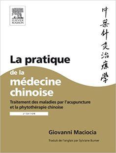 Amazon.fr - La pratique de la médecine chinoise - Giovanni Maciocia, Sylviane Burner - Livres