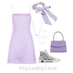 Android App Design, African Symbols, Cute Casual Outfits, Outfit Ideas, Girly, Pearl, Summer Dresses, Purple, How To Wear