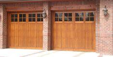 Custom Wood Garage Doors | Handcrafted in Denver CO | A&J Garage Doors