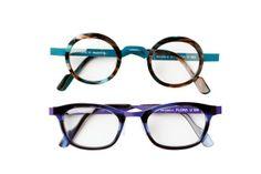 Anne et Valentin eyewear from B. Tuckerman #eyewear  #glasses