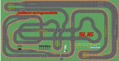 Slot Car Race Track, Slot Car Racing, Slot Car Tracks, Scalextric Digital, Scalextric Track, Tyco Slot Cars, Buy Toys, Layout, Car Stuff