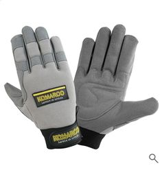 Mechanic Gloves, Leather Industry, Safety Gloves, Leather Gloves, Palm, Closure, Spandex, Website, Top