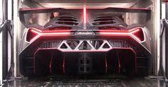 The Stress Of Loading A $4.1 Million Lamborghini Veneno Onto A Truck Will Kill You: Video