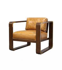 Palecek Brando Lounge Chair