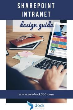 Choosing the right design for your intranet portal is the most exciting and more difficult part. Ready to decide? Dock's team of SharePoint experts are ready to help. Check out our guide to picking your design then let Dock's team show you some free designs for your intranet.