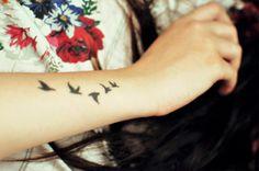 Birds instead of butterflies on the dandelion one??