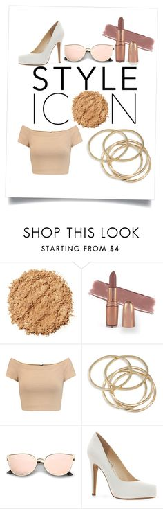"""""""STYLE ICON!"""" by farahaly ❤ liked on Polyvore featuring Alice + Olivia, ABS by Allen Schwartz and Jessica Simpson"""
