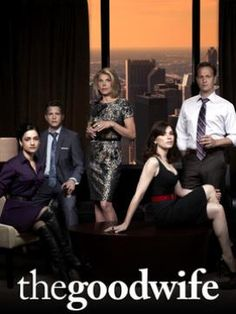 The Good Wife - Kalinda's my favorite
