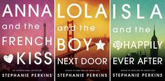 Goodreads | Stephanie Perkins's Blog - New Covers