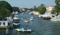 Empuriabrava, Spain. A place to visit ;)