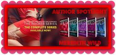 AUTHOR SPOTLIGHT & PAPERBACK SET GIVEAWAY: Meredith Wild and her #1 New York Times Bestselling Romance THE HACKER SERIES - iScream Books