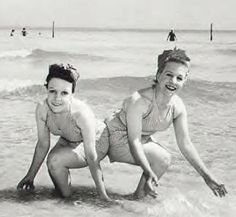 """Violet and Daisy Hilton  """"Having spent nearly all of their fortune and struggling to survive, the twins opened a hotdog stand, The Hilton Sisters' Snack Bar, in Miami, in 1955, but the business failed in part due to the objections of fellow vendors who didn't like a pair of freaks stealing their business. Short on cash, having been unable to manage their showbusiness earnings responsibly, the sisters decided to bank on the cult revival of their first movie, Freaks. In 1962 they arranged to ap..."""