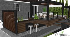 There are lots of pergola designs for you to choose from. You can choose the design based on various factors. First of all you have to decide where you are going to have your pergola and how much shade you want. Pergola Cost, Pergola Ideas For Patio, Pergola Swing, Deck With Pergola, Wooden Pergola, Outdoor Pergola, Covered Pergola, Backyard Pergola, Pergola Shade