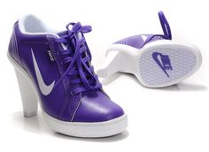 These Nike high heels are sweet!