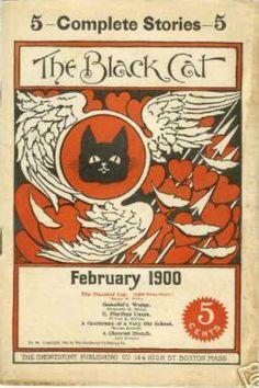 Black Cat (Magazine) - 2/1900