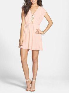 Pretty Chiffon Dress