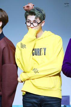 <3 Rap Monster <3 Kim Namjoon <3   #namjoon #rapmonster #bts