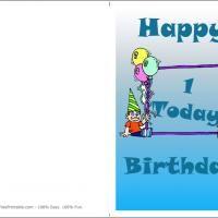 printable birthday cards for boy