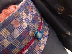 バカラのネックレスを帯留めに。お気に入り。