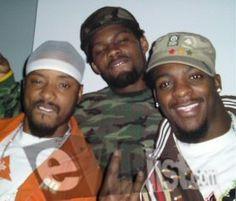 Santana Moss, Sean Taylor, and Clinton Portis Washington Redskins