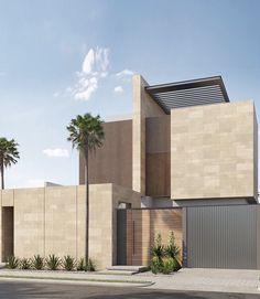 Architecture Building Design, Building Facade, Building Exterior, Modern Architecture House, Facade Design, Door Design, Modern Exterior House Designs, Modern Villa Design, Exterior Design