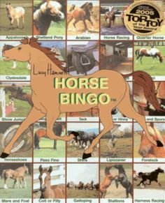 horse party game