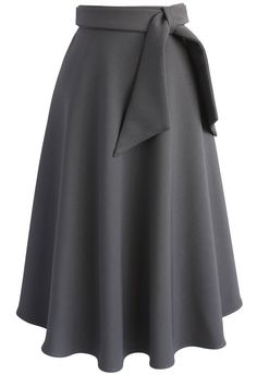 Love in Vogue Midi Skirt
