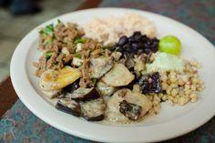 Mexico City: Nirvana Vegetariano