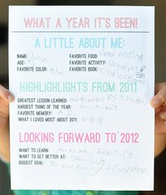 Free New Year's Eve printables -- not too late; want to do for myself & the kiddo. :)