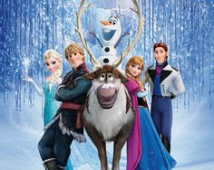 Frozen - Uma Aventura Congelante >>> Melhor Filme de Animação