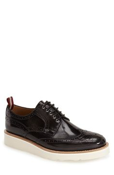 Bally 'Codrik' Wingtip (Men) available at #Nordstrom
