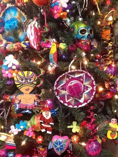 145 Best Mexican Christmas Decorations Images In 2019 Christmas