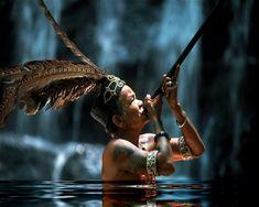 the native Dayak people of Borneo, Sarawak Malastrana Vienna - Bali your turnkey Phinisi Interior Design Company Beauty Around The World, Around The Worlds, Survival, East Indies, People Of The World, World Cultures, Brunei, Southeast Asia, First World