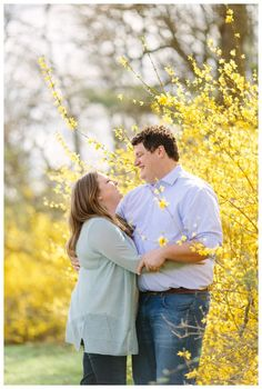 Spring engagement session at Hartwood Acres, Pittsburgh | Kelly Adrienne Photography