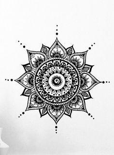 Mandala sun mandala sun tattoo sun mandala lotus tattoo time tattoos cool sun and moon mandala Bein Band Tattoos, Tattoo Band, Sun Tattoos, Trendy Tattoos, Body Art Tattoos, Sleeve Tattoos, Xoil Tattoos, Tattoo Neck, Tattoo Time