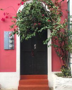 doors of Old San Juan Puerto Rico