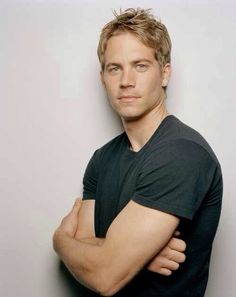 Lots of love from everyone you're always in our hearts Paul Walker