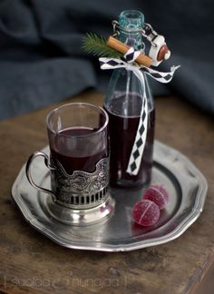 A Finnish version of mulled wine.