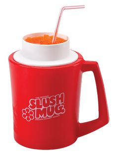Mug That Turns Drinks into Slushies, $10 | 29 Clever Gifts For People Who Love To Drink
