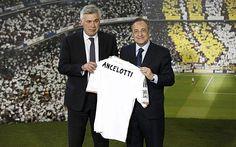 Ancelotti: 'El Real Madrid tiene que ganar jugando espectacular'.