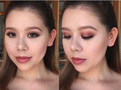 Valentine's Day Makeup – Zoeva Cocoa Blend