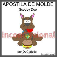 >> Apostila digital com molde do Scooby Doo [Conforme imagem], para ser feito em feltro/tecido.  >> Sem PAP [passo a passo]. Apenas o molde.  >> Bonecos em 2D.  Tamanhos: Scooby Doo > aproximadamente 30cm e o hamburguer proporcional!  >> A apostila tem 1,57mb, formato PDF, 13 páginas. https://www.facebook.com/inconDYcional/photos/a.811942578856722.1073741827.187805041270482/960580563992922/?type=3&theater
