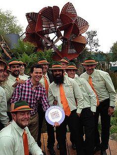 Alumnus Phillip Johnson's Australian urban garden has won the best-in-show medal at the RHS Chelsea Flower Show! Congratulations Phillip! #ChelseaFlowerShow #UrbanGarden #uomalumni