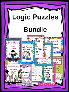 114 best Logic images on Pinterest | Brain games, Activities and ...